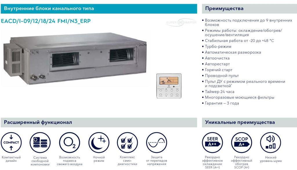 Electrolux Super Match ERP